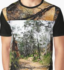 Golden Gully, Hill End, NSW Graphic T-Shirt