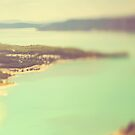 'Lensbaby Beach at Provence ' by Nicola  Pearson