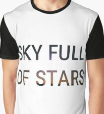 Sky Full of Stars Graphic T-Shirt