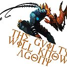 Varus - The guilty will know agony by Cafer Korkmaz