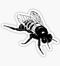 bee design for bee lovers Sticker