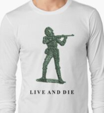 Plastic Soldiers Long Sleeve T-Shirt