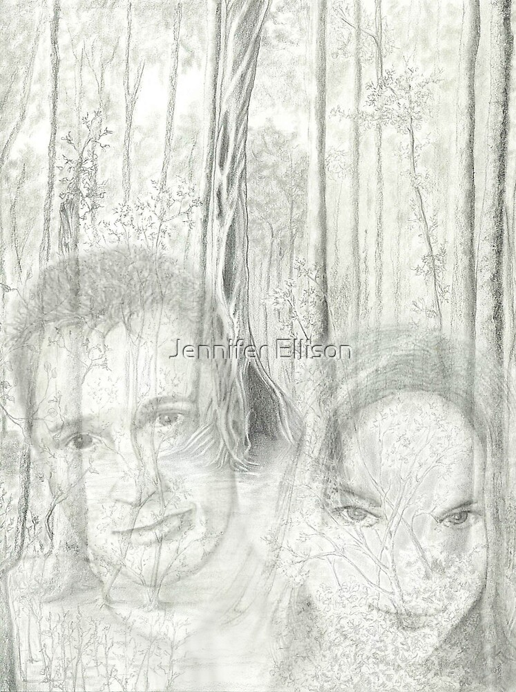 Forest Guardians by Jennifer Ellison