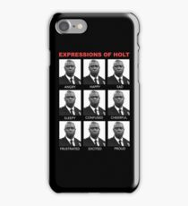 Expressions of Holt iPhone Case/Skin