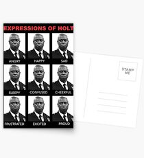Expressions of Holt Postcards