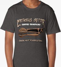Cretaceous Critter Coffee Co. Long T-Shirt