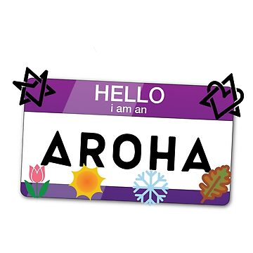 Hello I am an Aroha (Astro Fan) by mykl55