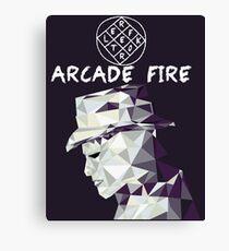 Reflektor Arcade Fire Canvas Print