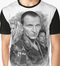 Doctor Who - The 9th Doctor Graphic T-Shirt