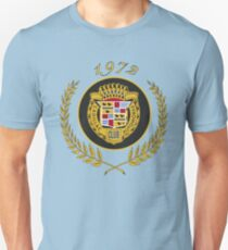 Cadillac Automobile Club 1972 Unisex T-Shirt
