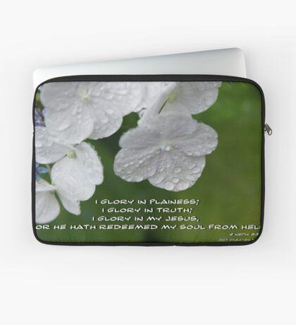 Faith & Truth Laptop Sleeve