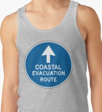 Coastal Evacuation Route Tank Top