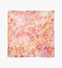 """""""Sunny"""" ~ Abstract Watercolor Painting  Scarf"""