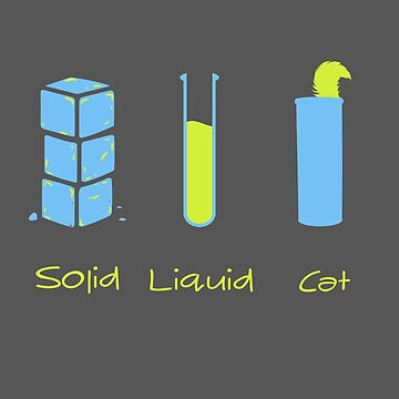 Cat is Liquid by umarshamir