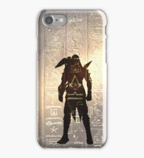 Assassin's Creed Origins Pyramid and Bayek iPhone Case/Skin