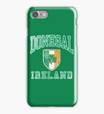 Donegal, Ireland with Shamrock iPhone Case/Skin