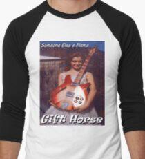 Someone Elses Flame Men's Baseball ¾ T-Shirt