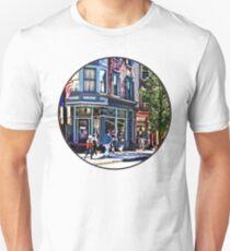 Jim Thorpe PA - Window Shopping T-Shirt