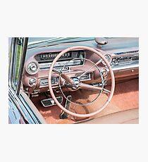 Cadillac Jack Photographic Print