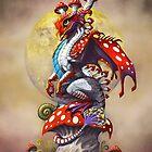 Garden Dragons by Stanley Morrison