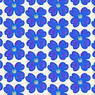 Memory of a Flower by Betty Mackey