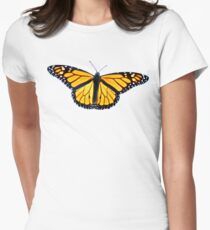 Beautiful Monarch Women's Fitted T-Shirt