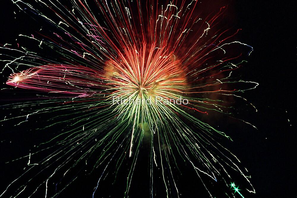 Firework Composition by Richard Rando