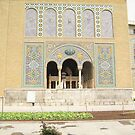 Golestan Palace located in the Center of Tehran by Sara Kheirdoust