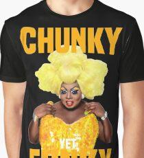 Chunky noch lustig Grafik T-Shirt