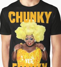 CHUNKY YET FUNKY Graphic T-Shirt