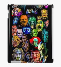 horror collection  iPad Case/Skin