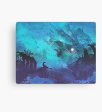 Part of Your World Canvas Print