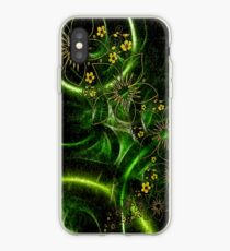 Abstract Flower and Mandala Design Phone Case Skin iPhone Case