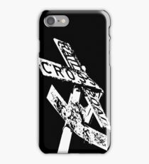 Night Crossing Ink Version iPhone Case/Skin
