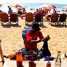Beach Vendor by ShootingSardar