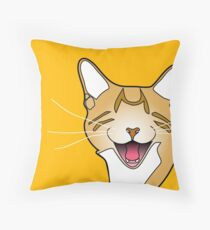 Rey of Happiness! Throw Pillow