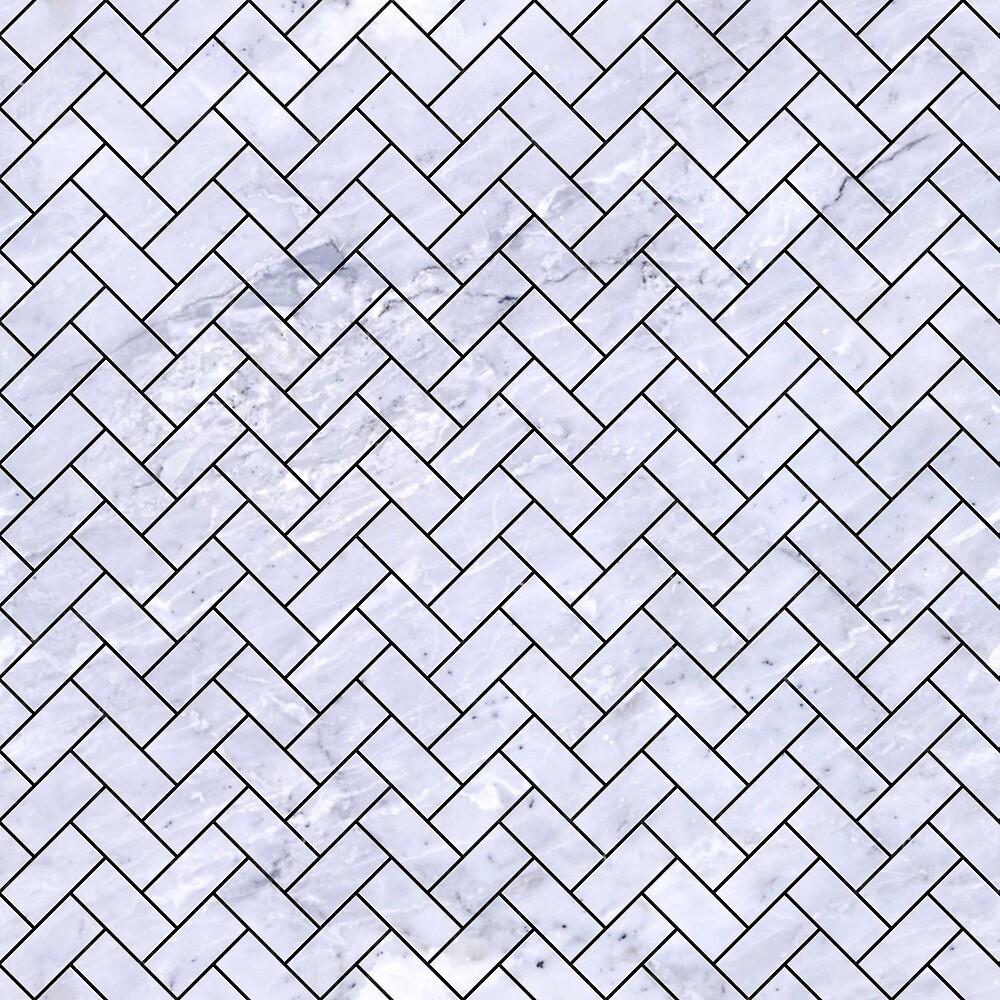 BRICK2 BLACK MARBLE AND WHITE MARBLE (R) by johnhunternance