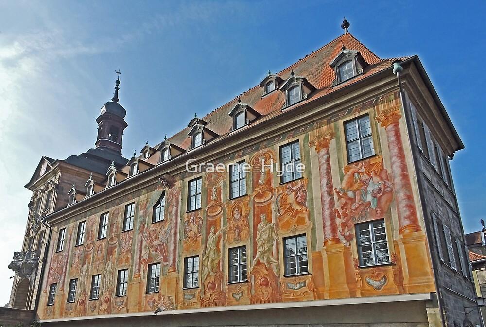 Altes Rathaus, Bamberg by Graeme  Hyde