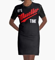 es ist MÜLLER-Zeit T-Shirt Kleid