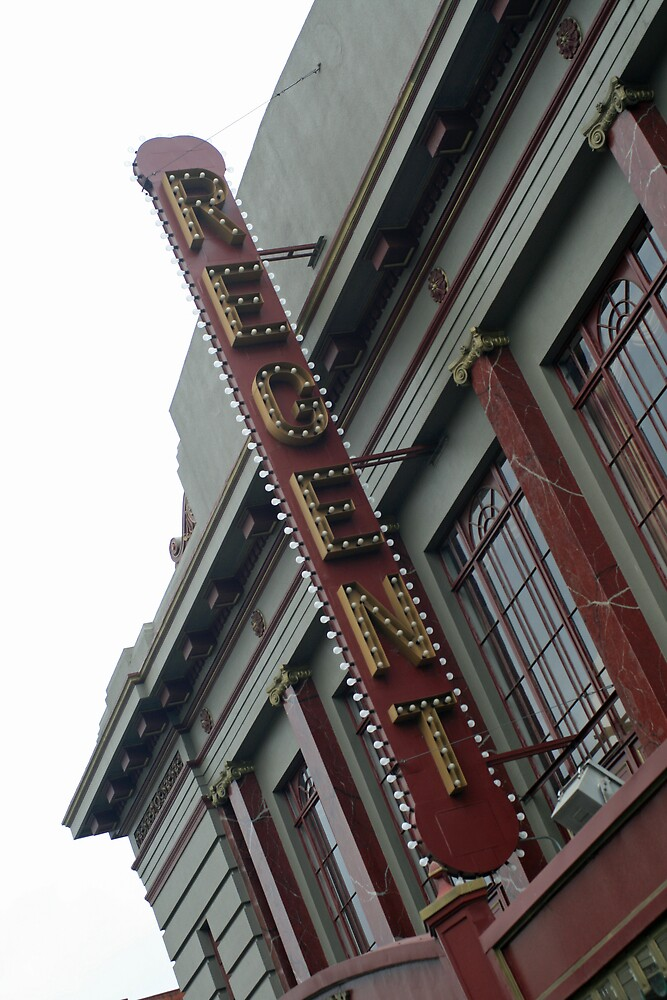 The Regent Theatre, Ballarat by Leigh Penfold