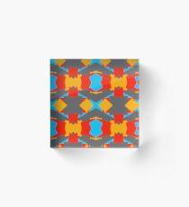 Color Aesthetic BOLD Acrylic Block