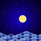 Moon Lite Night by ChineseZodiac