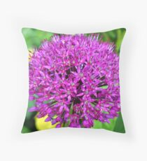 Know Your Onions? Throw Pillow