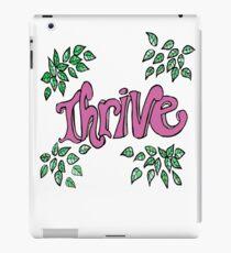 Thrive - Inspire  iPad Case/Skin