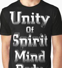 Unity Of Spirit Graphic T-Shirt