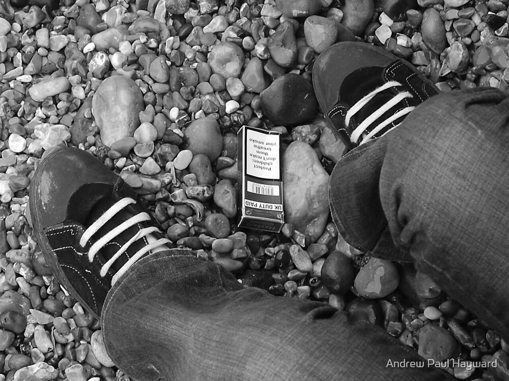 Addiction by Andrew Paul Hayward