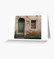 THEY DON'T LIVE HERE ANYMORE... Greeting Card