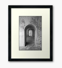 Arches in your Arches Framed Print