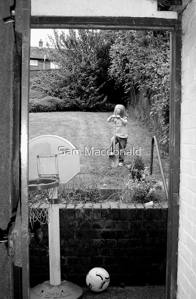 Gardening by Sam Macdonald