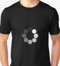 Downloading dots tighter T-Shirt